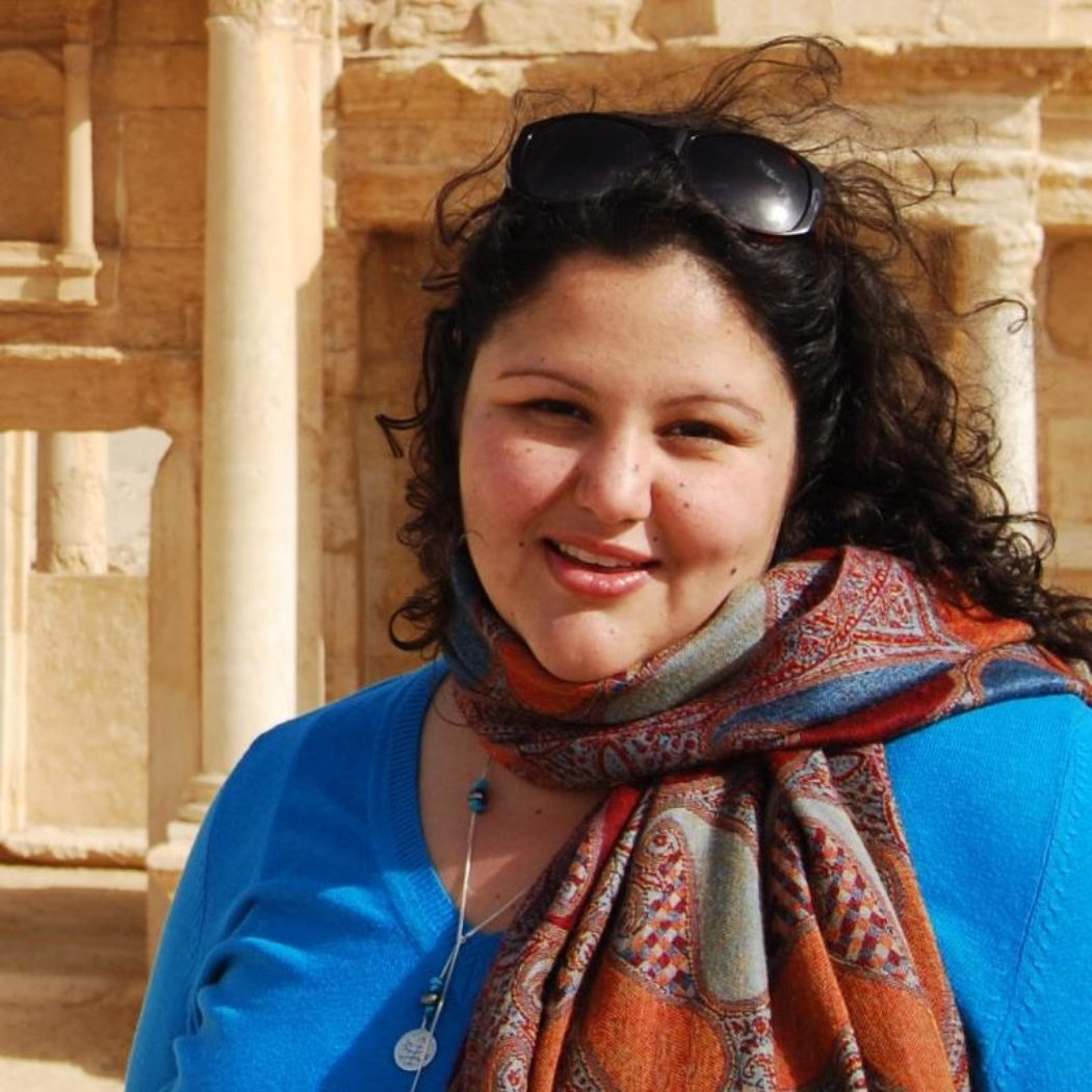 Salma Al-Shami